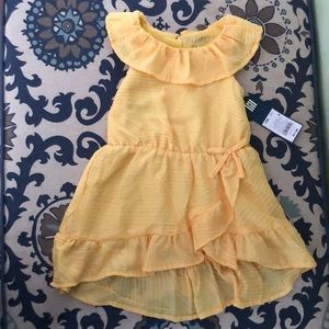 Yellow Dress from Genuine Kids by Osh Kosh